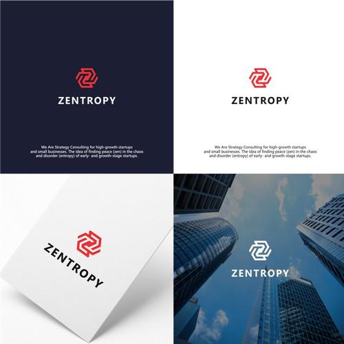 Logo Concept for Zentropy