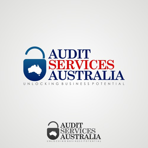 Help Audit Services Australia with a new logo