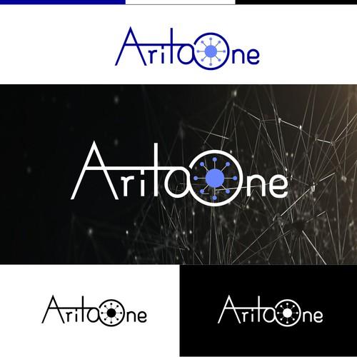 Logo design concept for arita one