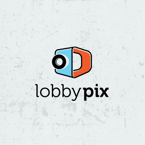 Logo for corporate headshot photography