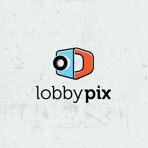 Logo for corporate headshot photography