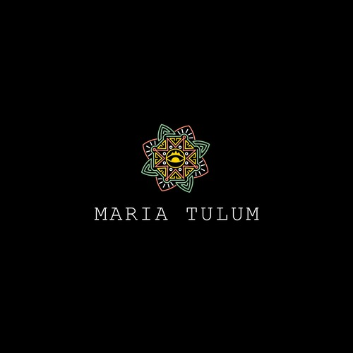 Logo For Maria Tulum