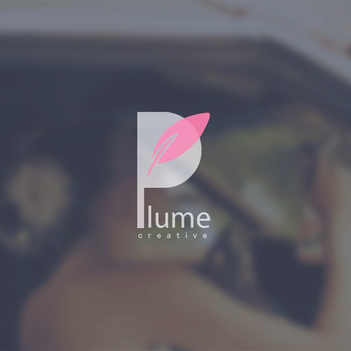PLUME Logo Design