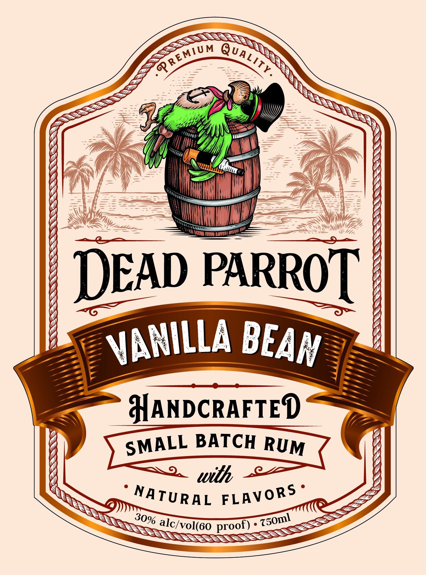 Dead Parrot Label