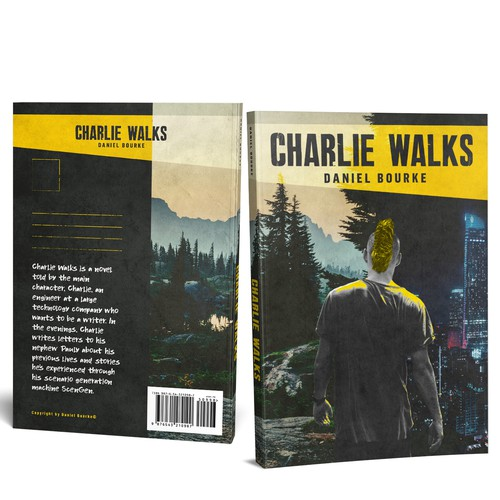 Book cover for Charlie Walks