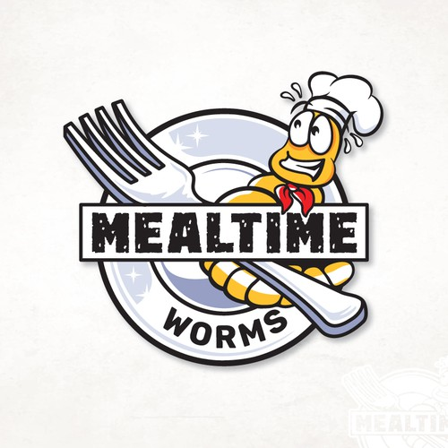 Mealtime Worms