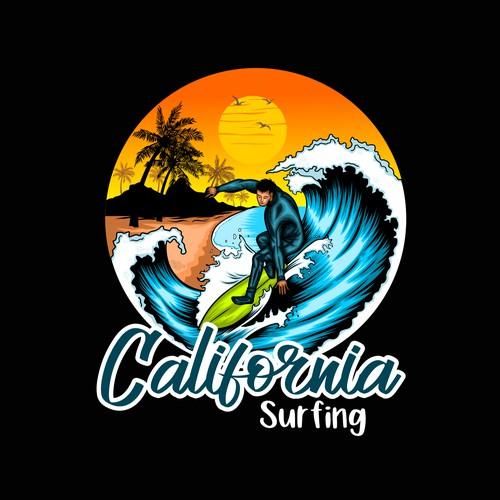 Design for California T-Shirts