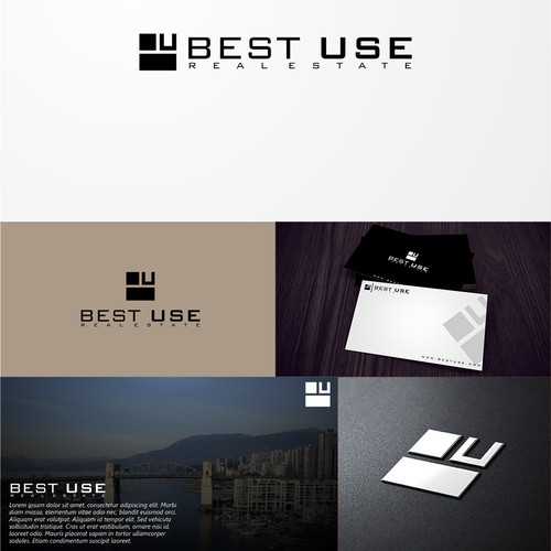 Create a new logo for Best Use Real Estate