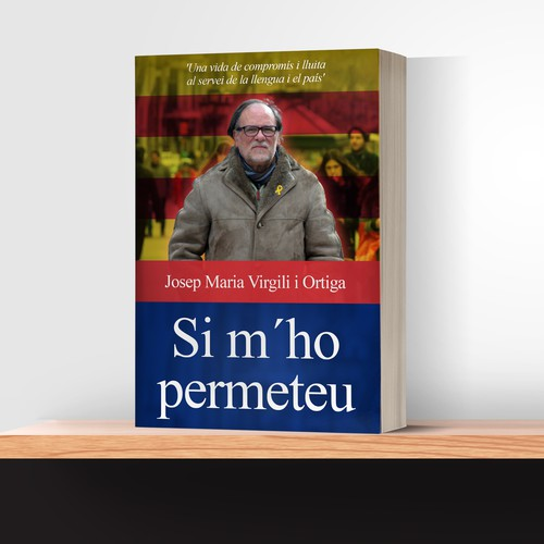"Book Cover ""Si m'ho Permeteu"""