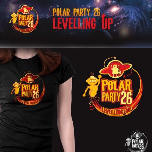 POAR PARTY 26 logo