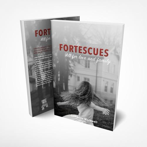 Design a book cover - Romance Fiction