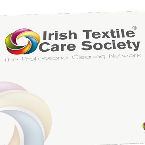 Logo design:  Irish Textile Care Society