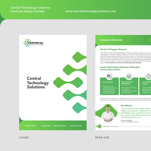 Central Technology Solutions