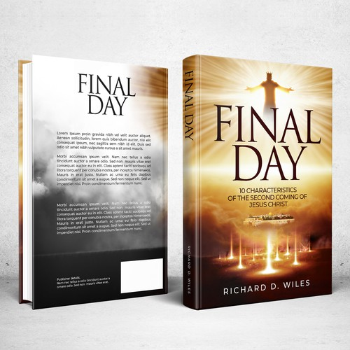 Book cover for Final Day
