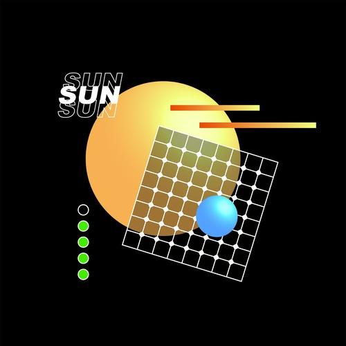 T-shirt design for Senergy Solar