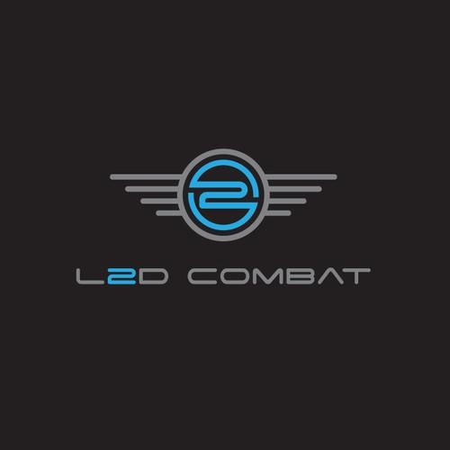 Design a striking logo for a firearm manufacturing compan
