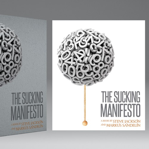 The Sucking Manifesto needs your awesomeness for a book layout and itscover