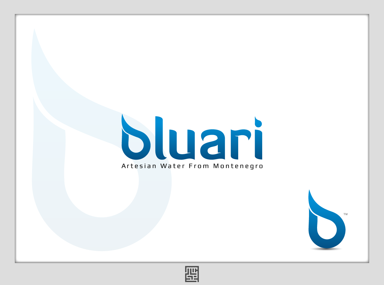 Create the next logo for BLUARI