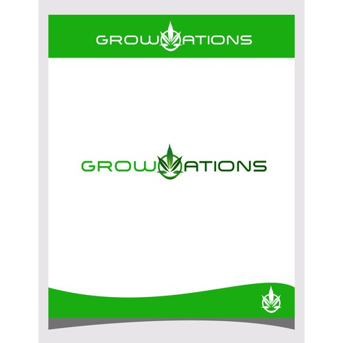 Create a logo for Growvations