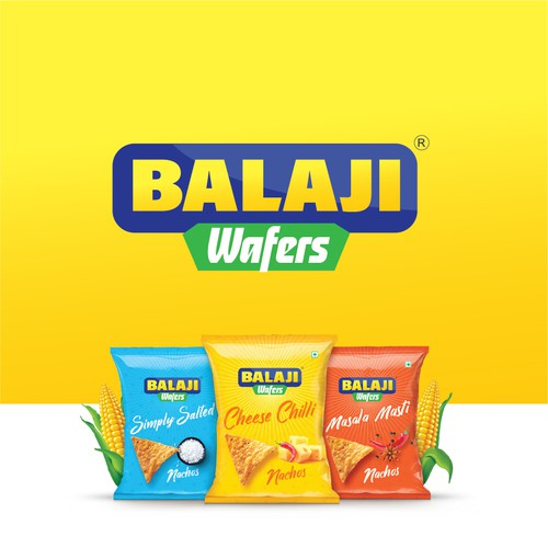 Indian largest chip/wffers brand logo