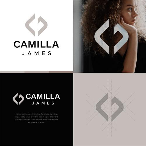 Camilla James