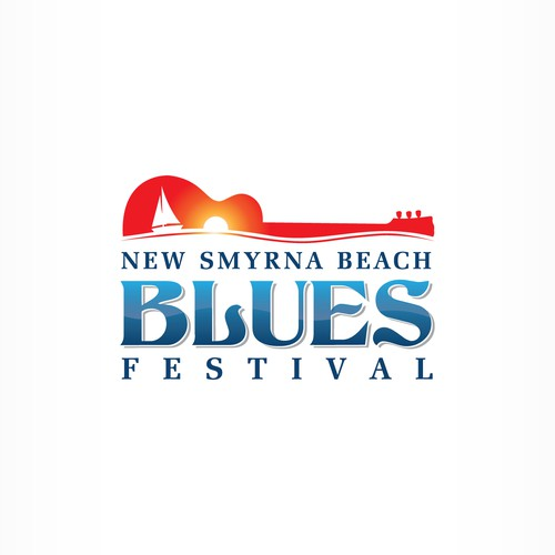 Blues Festival logo