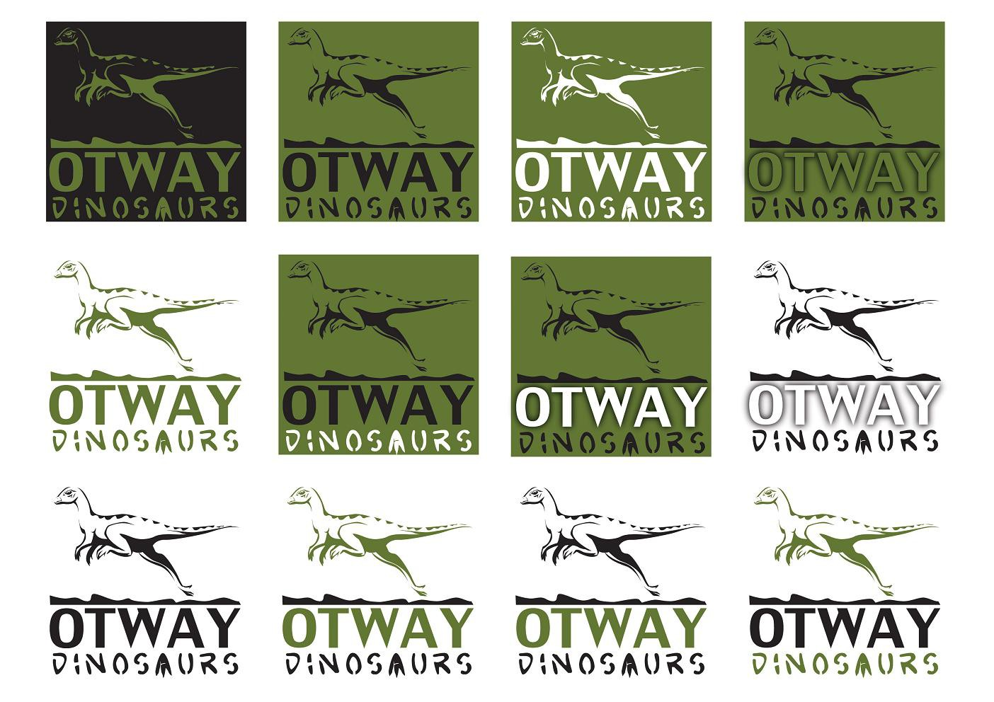 Help Otway Dinosaurs with a new logo