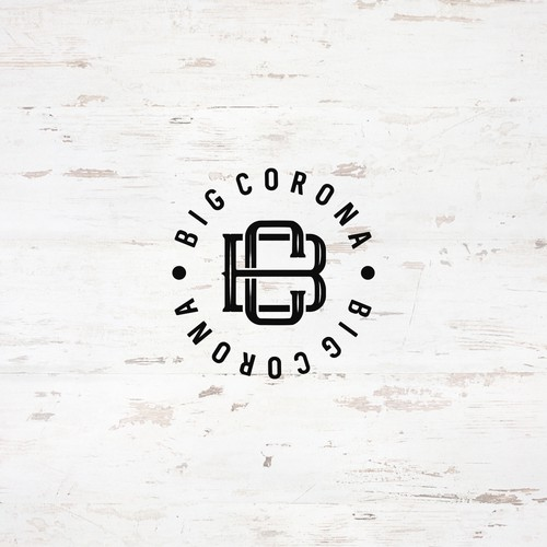 Big Corona Logo Design