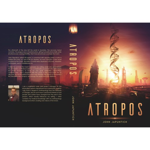 'Atropos' book cover