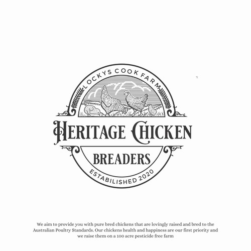 HERITAGE CHICKEN