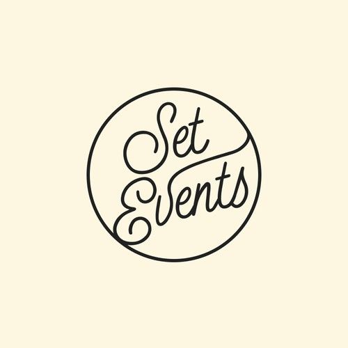 Logo Concept for Event Agency