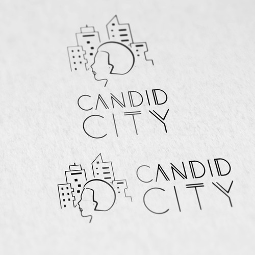 logo design for interview series