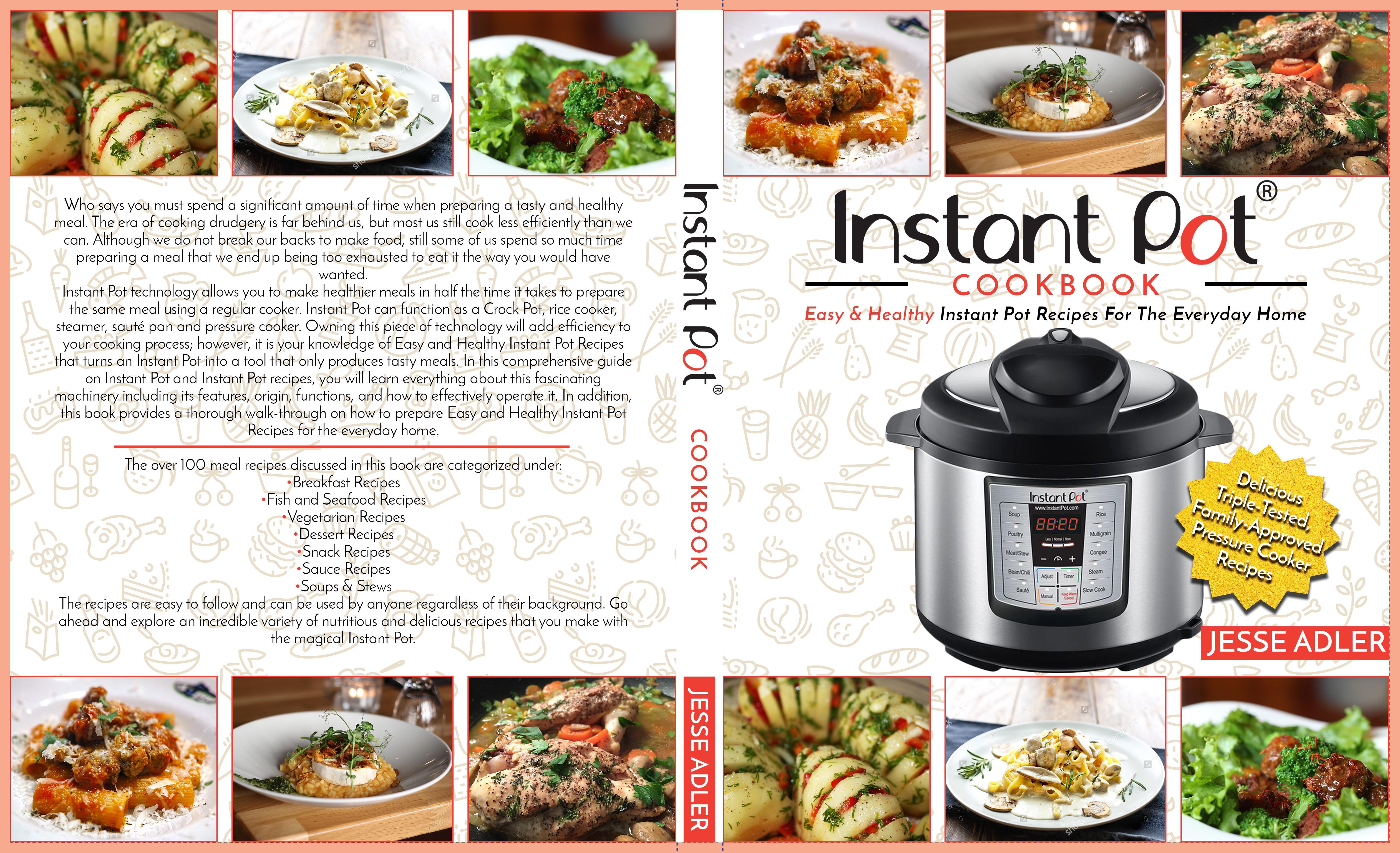 Cookbook needs NICE COVER!!!!