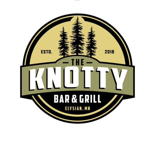 logo for THE KNOTTY