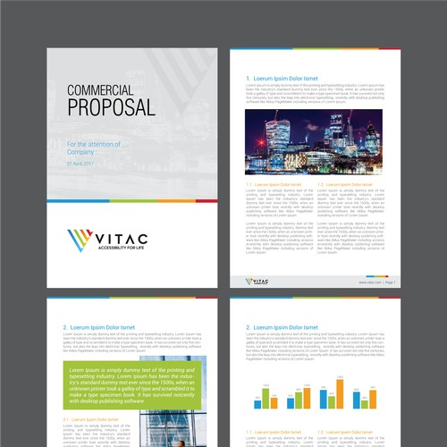 Business Proposal For Vitac
