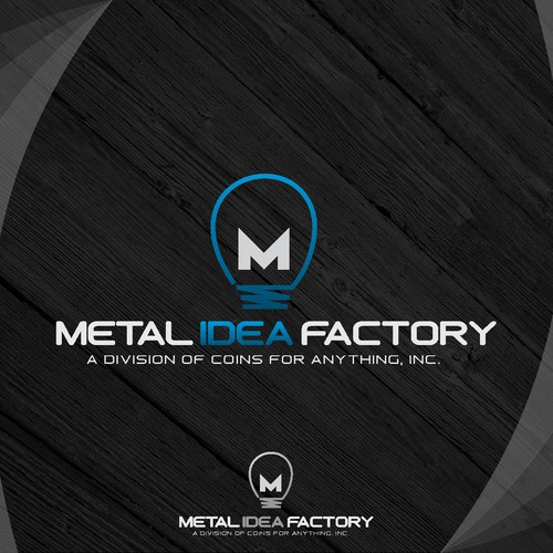 New logo wanted for Metal Idea Factory