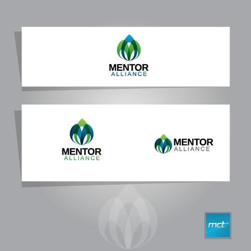 Create the next logo for Mentor Alliance