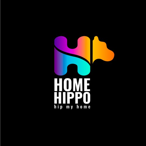 Logo for a decor company