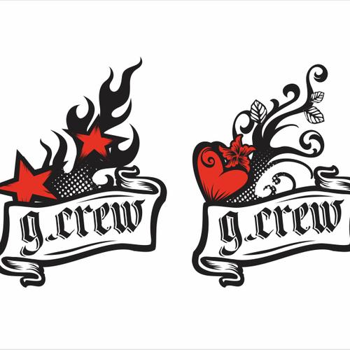 G.Crew Tattoo Design