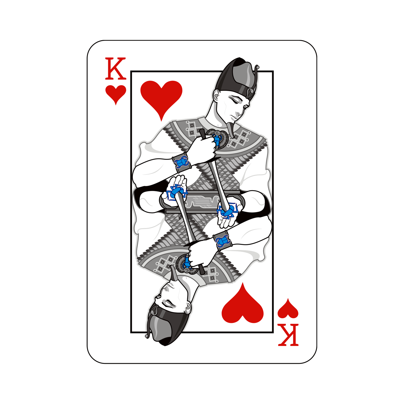 Classic Style Playing Cards