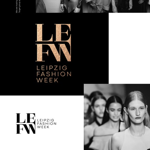 Leipzig Fashion Week Logo Design
