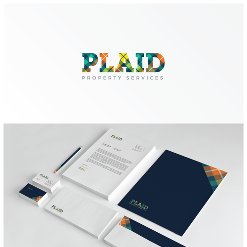 Logo for Plaid Property Services