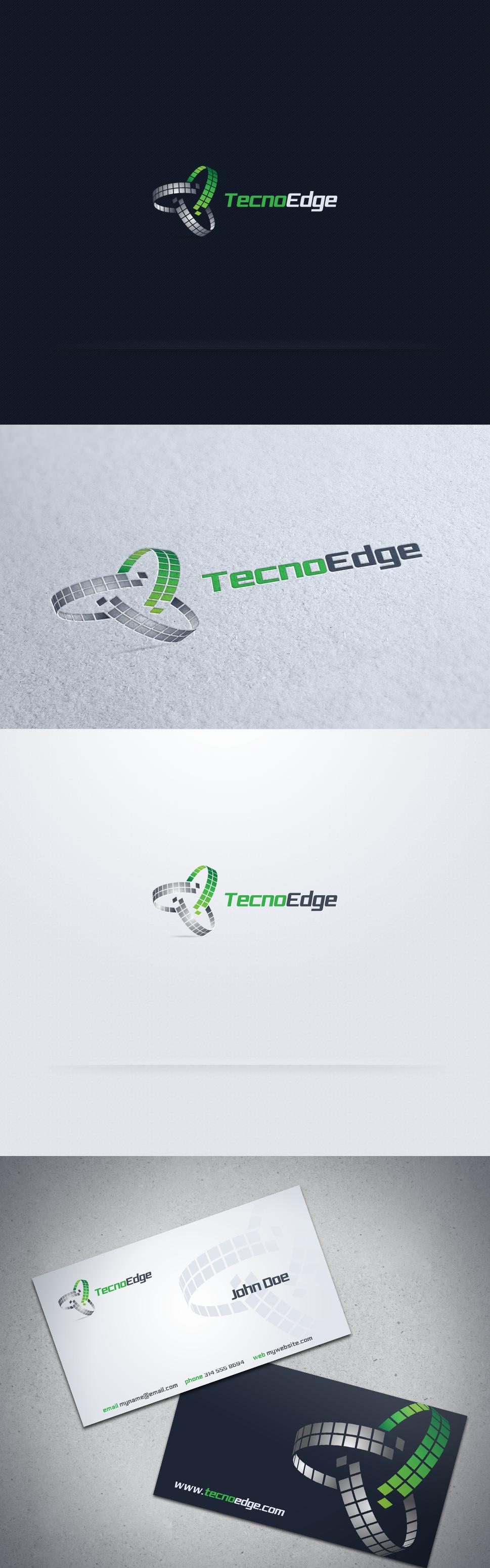 Tecno Edge needs a new logo