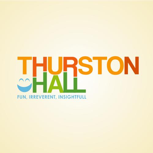 Thurston Hall needs a new logo