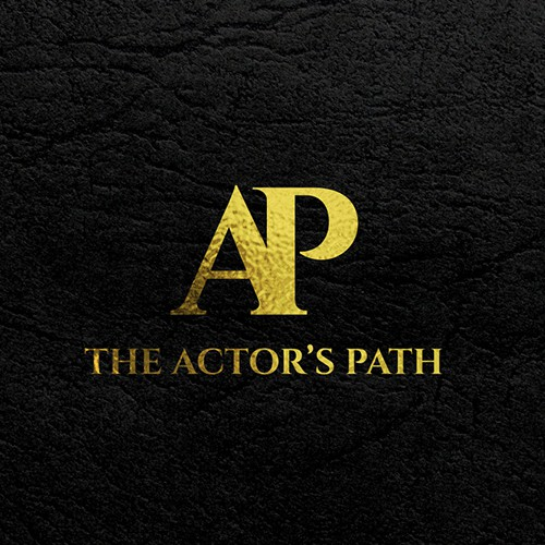 Create a slick and cool members club logo exclusive to actors.