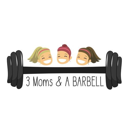 Podcast for Fitness Moms Logo
