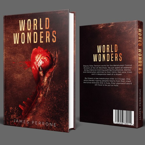 World Wonders Book Cover