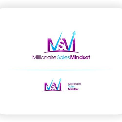 logo for Millionaire Sales Mindset