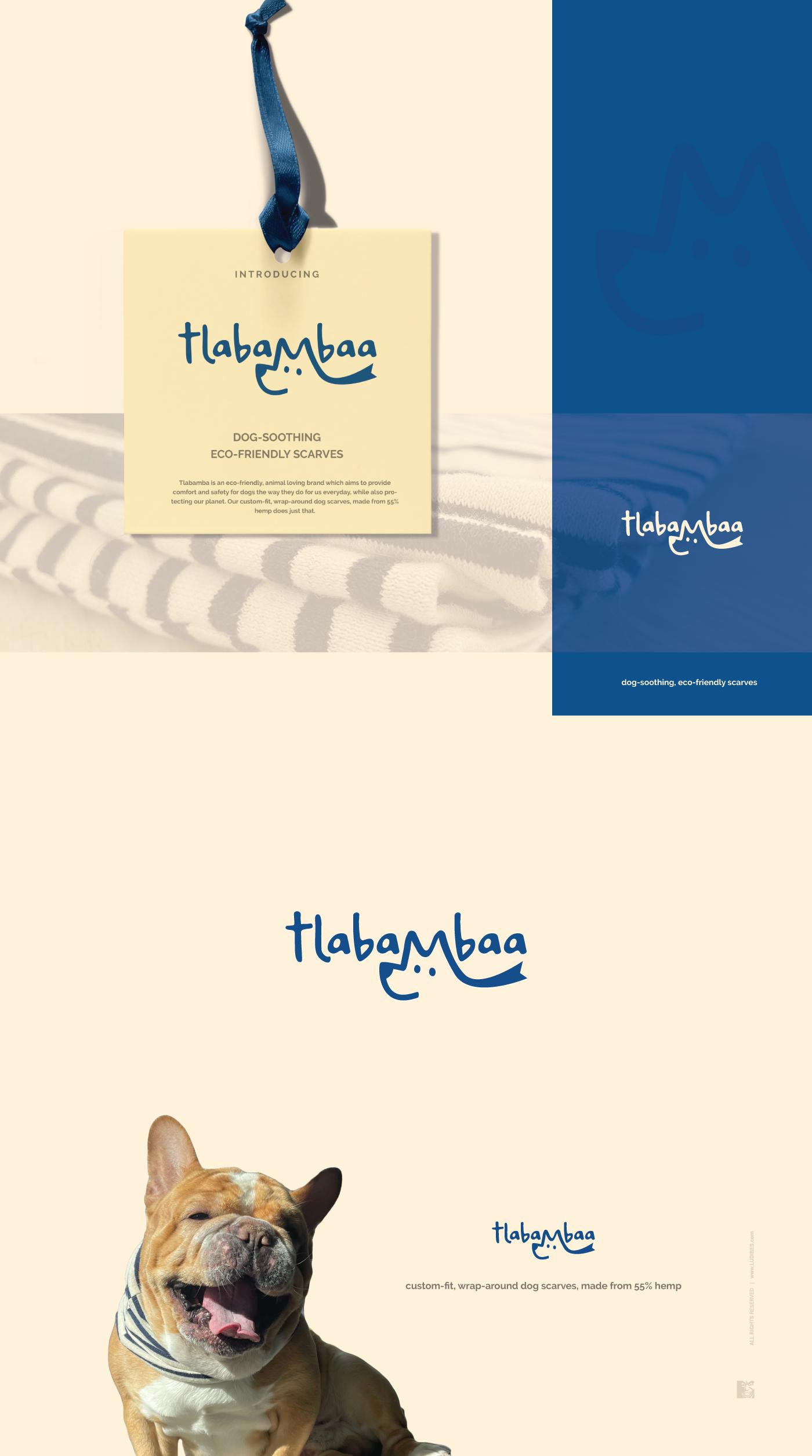 Tlabamba Logo Design