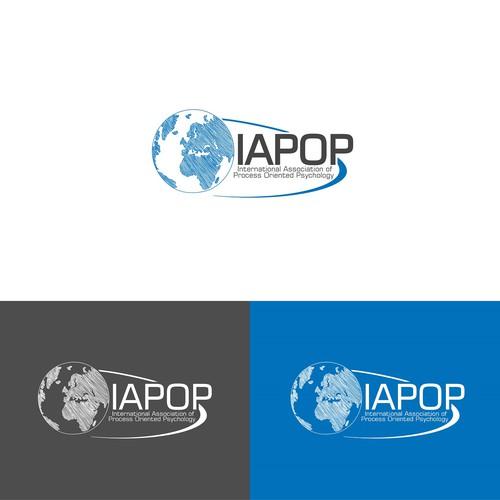 IAPOP Logo Design